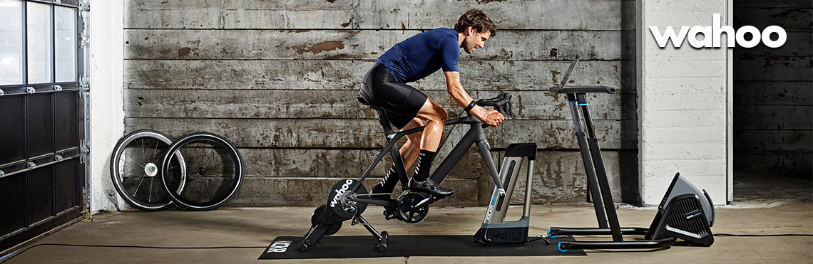 wahoo rulli smart indoor bike training professione ciclismo