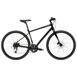 cannondale bike active fitness quick3 black pearl professione ciclismo