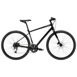 cannondale bike active fitness quick3 black pearl professione ciclismo