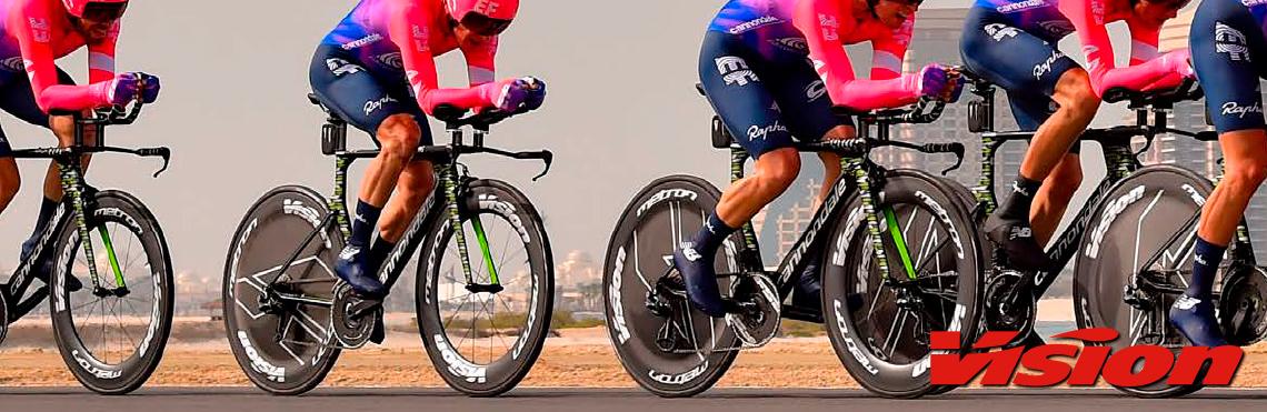 vision professione ciclismo