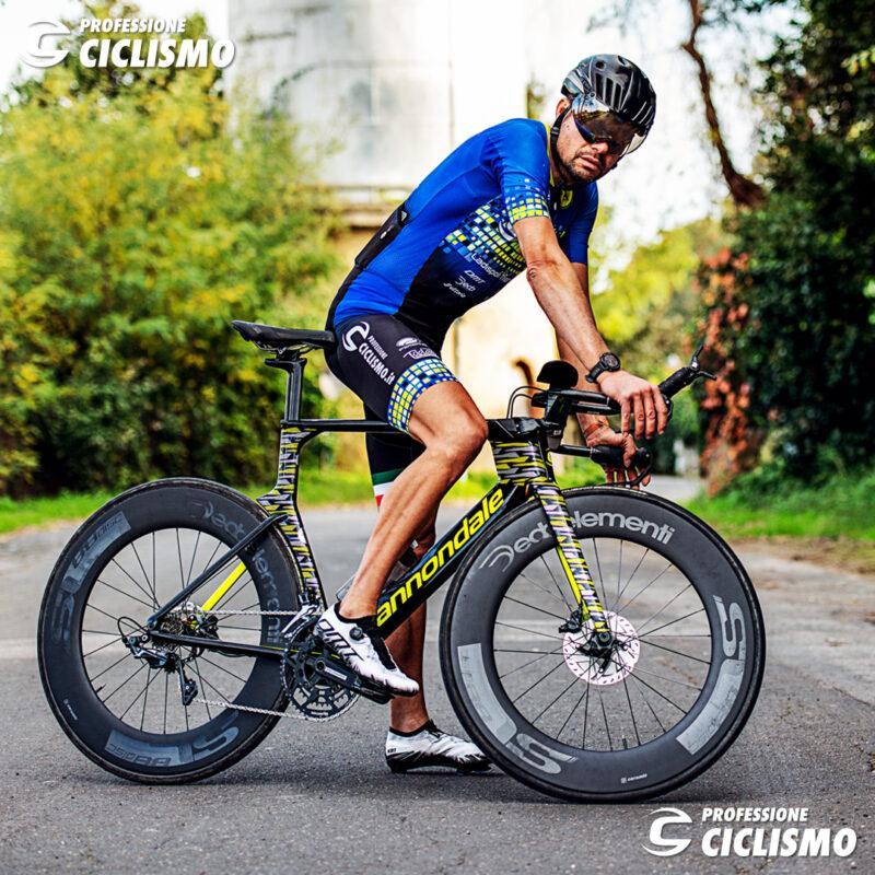 ferri fabrizio bike professione ciclismo