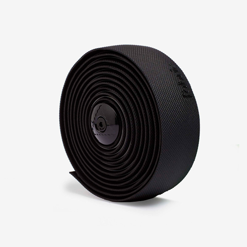 fabric-nastro-manubrio-knurl-bar-tape-nero-professione-ciclismo