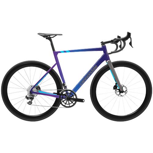 cannondale caad13 disc tiagra purple haze professione ciclismo