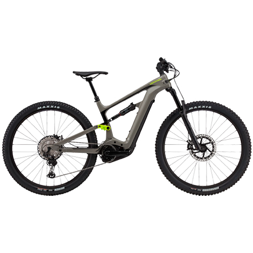 cannondale habit neo2 emtb stealth grey professione ciclismo