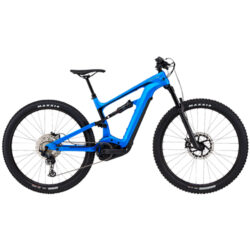 cannondale habit neo 3 emtb electric blue professione ciclismo