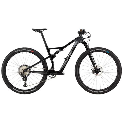 cannondale scalpel carbon 2 graphite C24301M20 professione ciclismo