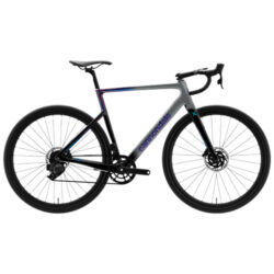 cannondale supersix evo cx purple haze professione ciclismo