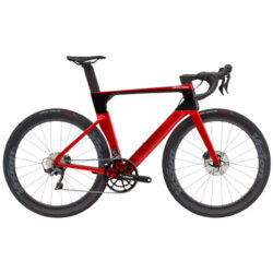 cannondale systemsix carbon ultegra candyred professione ciclismo
