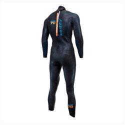 blueseventy fusion men triathlon wetsuit professione ciclismo