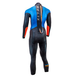 blueseventy helix men triathlon wetsuit professione ciclismo