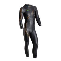 blueseventy reaction mens triathlon wetsuit professione ciclismo