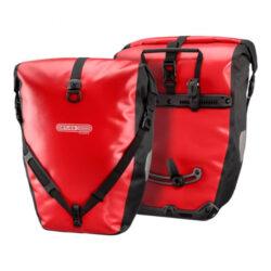 ortlieb back roller classic rosso accessori bici borsa da viaggio professione ciclismo