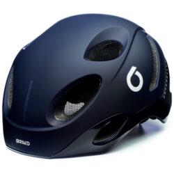 briko e one led dark blue casco ciclismo professione ciclismo