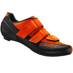 dmt r6 arancio fluo professione ciclismo